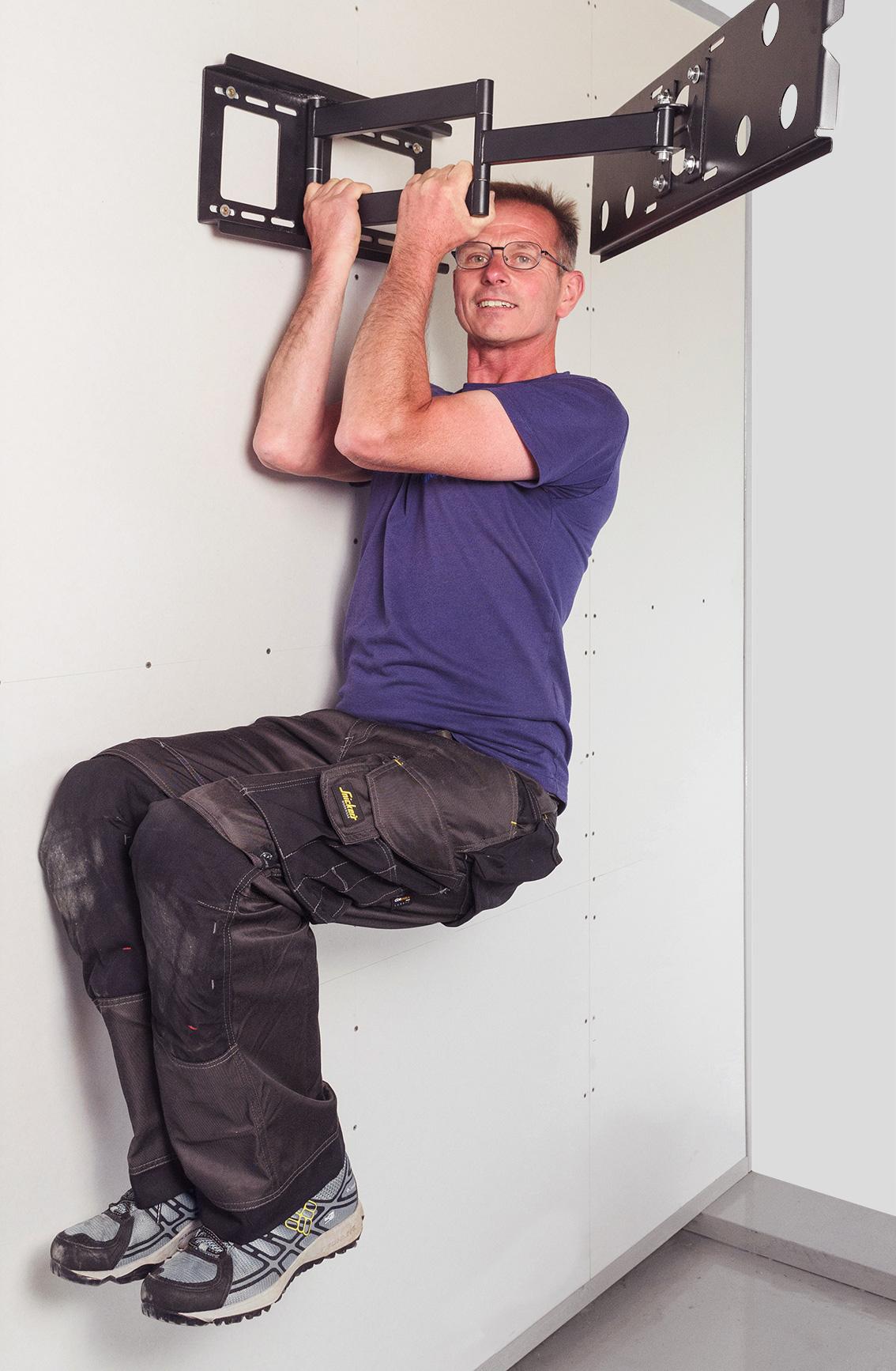 Geefix Fixing Tv Bracket On Plasterboard Geefix Usa